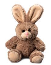 Soft Plush Rabbit Lara